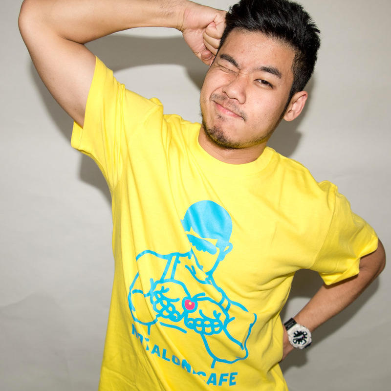 T Shirt - Yellow