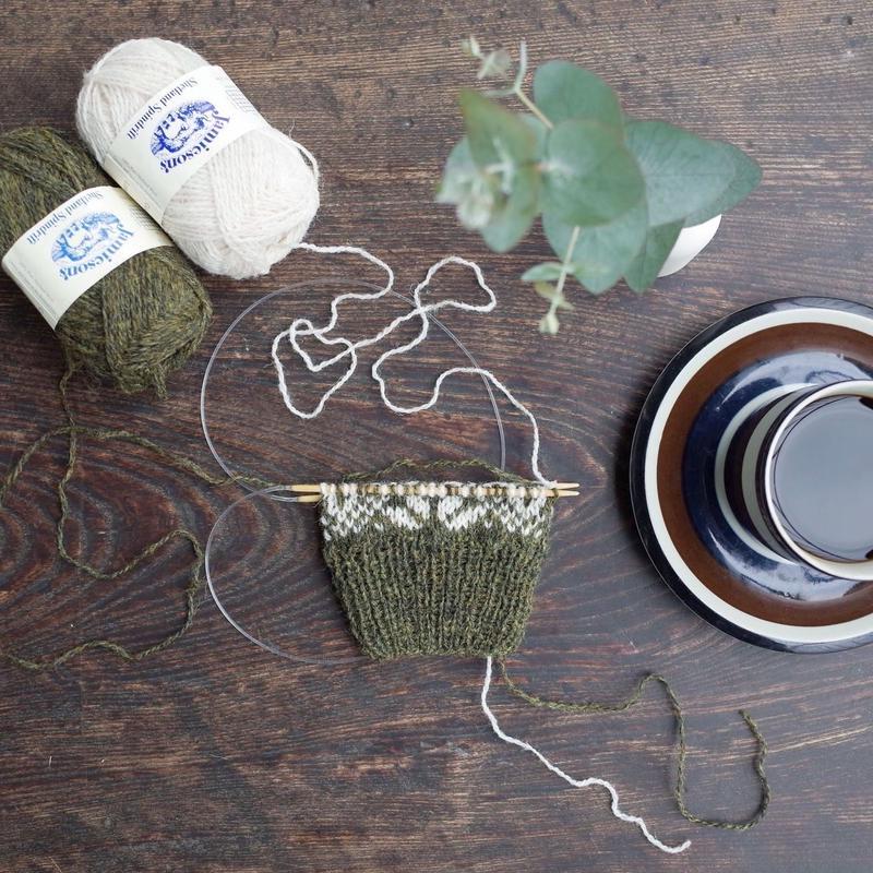 編みものキット(お問い合わせください)