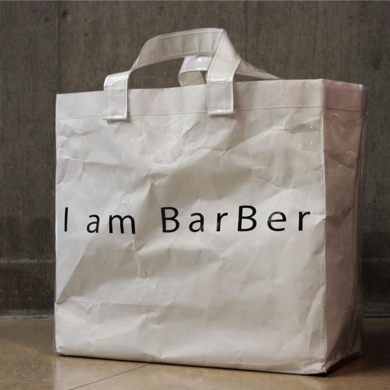 I am BarBer バック