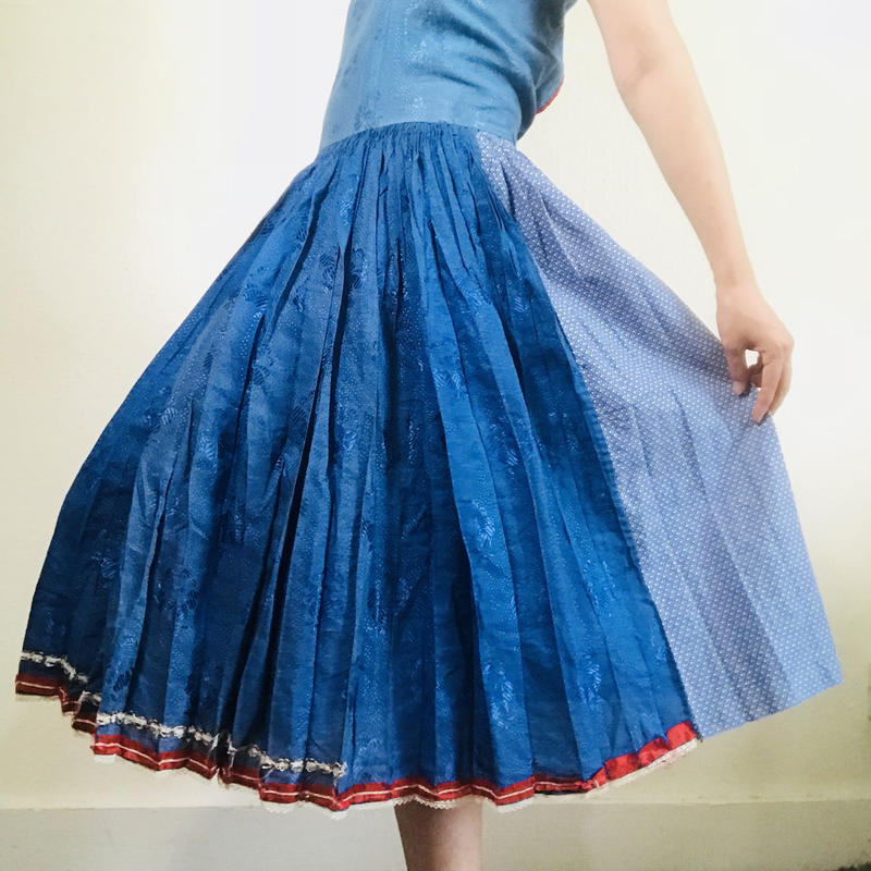 Mid 20th  Eastern Europe Vintgae Dress
