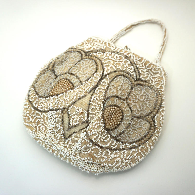 1920s Beaded Evening bag