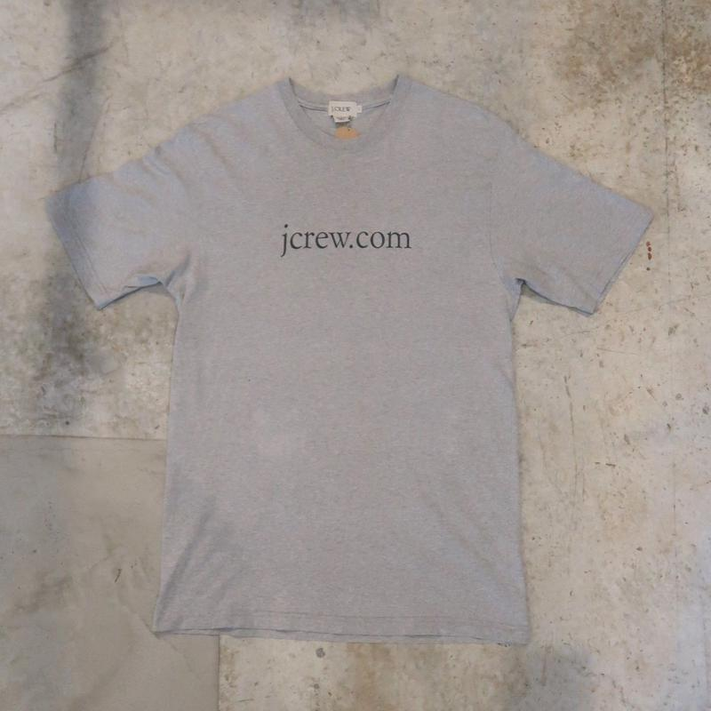 00's OLD J.Crew Logo Tee Made in USA