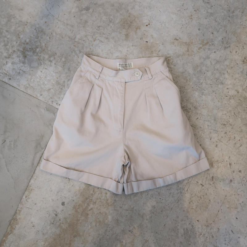 90's Banana Republic  Safari Shorts For Women