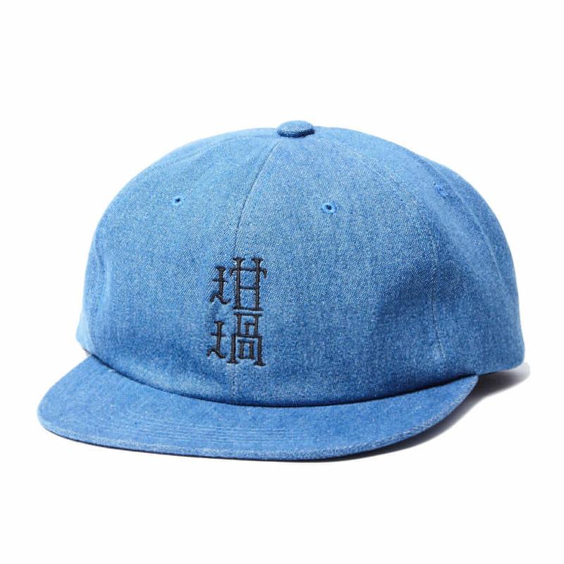 坩堝 OG DENIM CAP