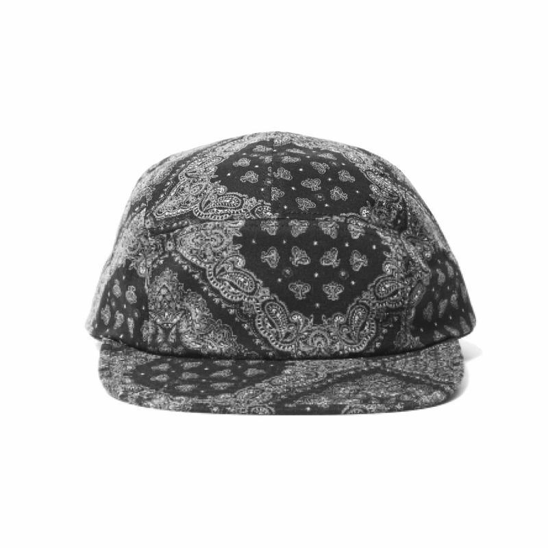 PAISLEY 5PANEL CAP