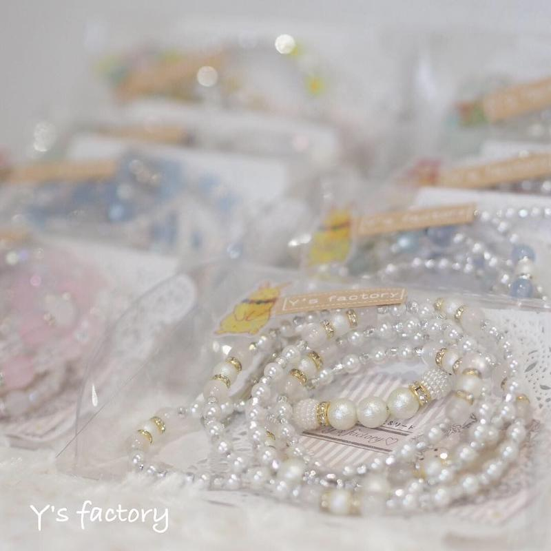 Y's jewel lead (pink)
