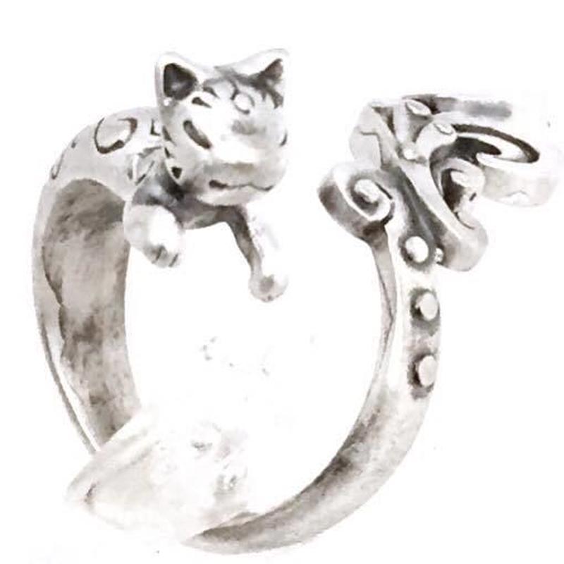 猫又のリング[林檎屋]