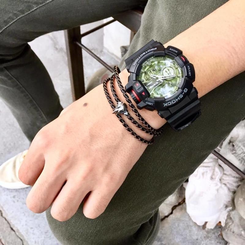 nano leather bracelet3[philosophy room]