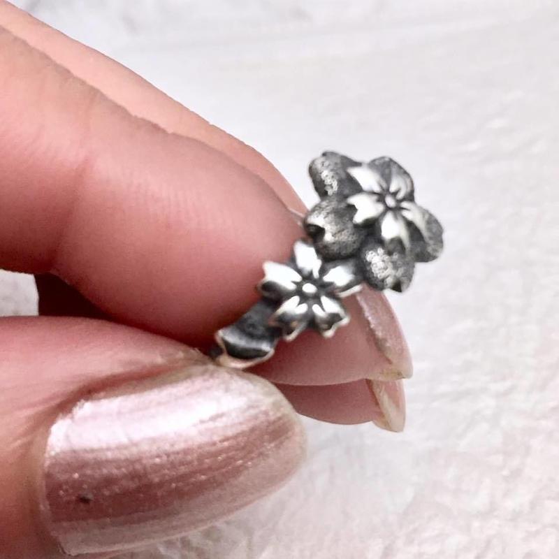 桜の指輪[銀燭]