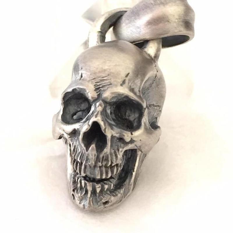 Flull Skull Pendant