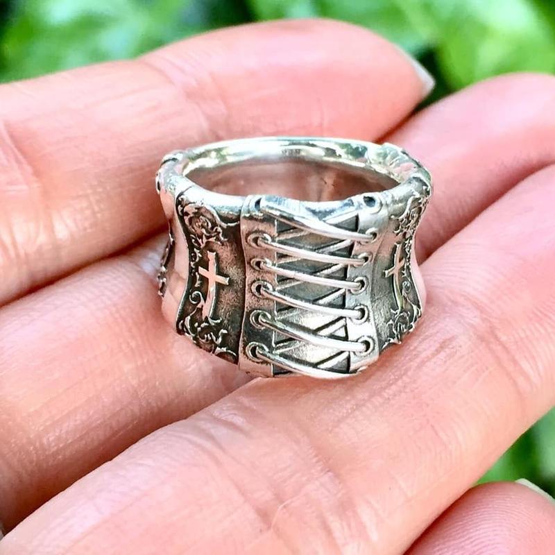 Corset Ring (コルセットリング)