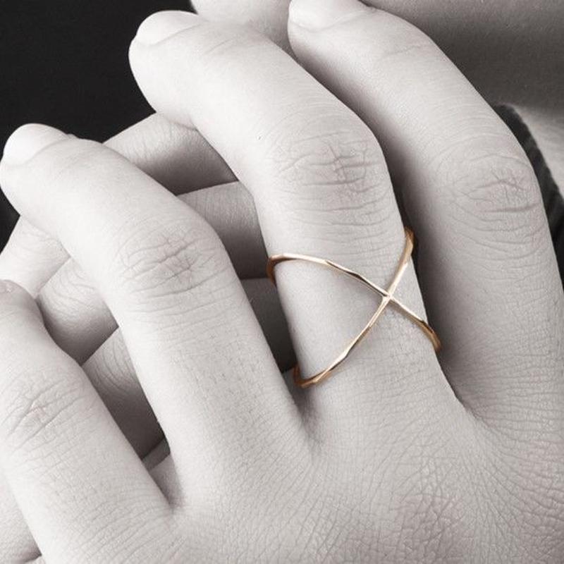 エックスリング[Elenore Jewelry]