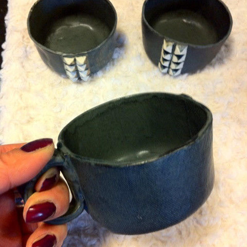 ドクロスープカップ