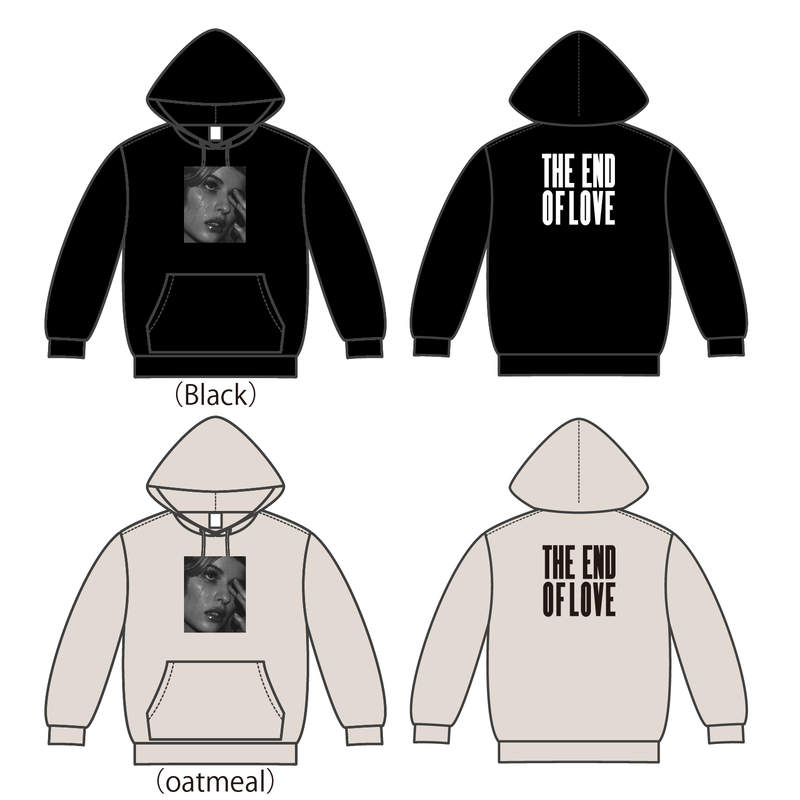 End Of Love Pullover Parka