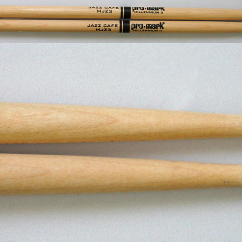 Promark MJZ-5 American Maple Jazz Cafe Wood Tip Drum Sticks