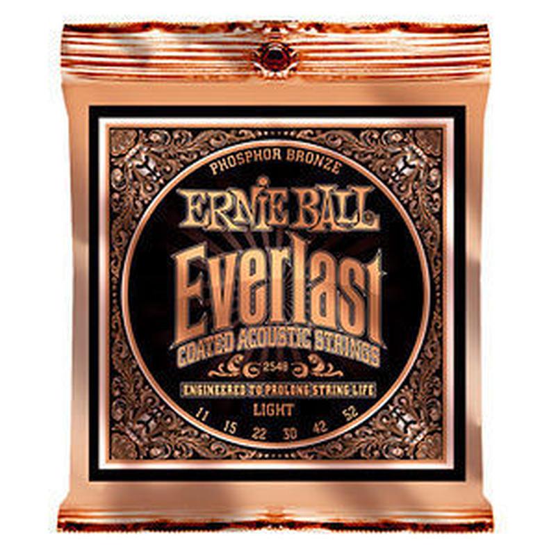 ERNIEBALL ( アーニーボール ) / EVERLAST COATED LIGHT