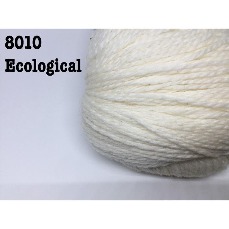 [Cascade] Ecological Wool - 8010(Ecru)