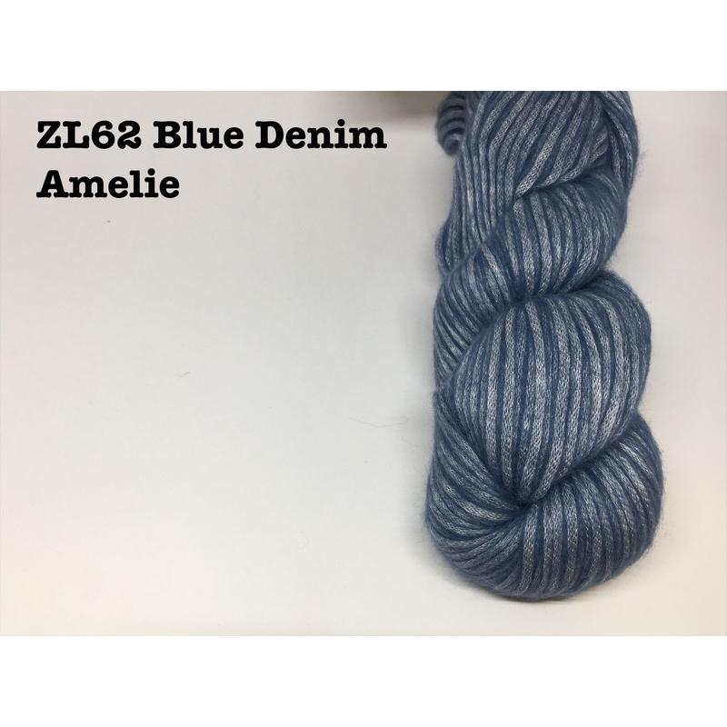 [illimani] Amelie - ZL62 Blue Denim