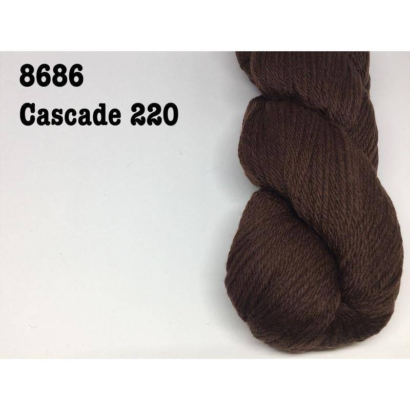 [Cascade] Cascade 220 - 8686(Brown)