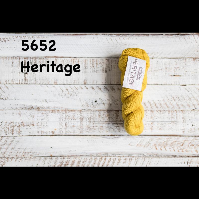 [Cascade] Heritage - 5652(Mustard)