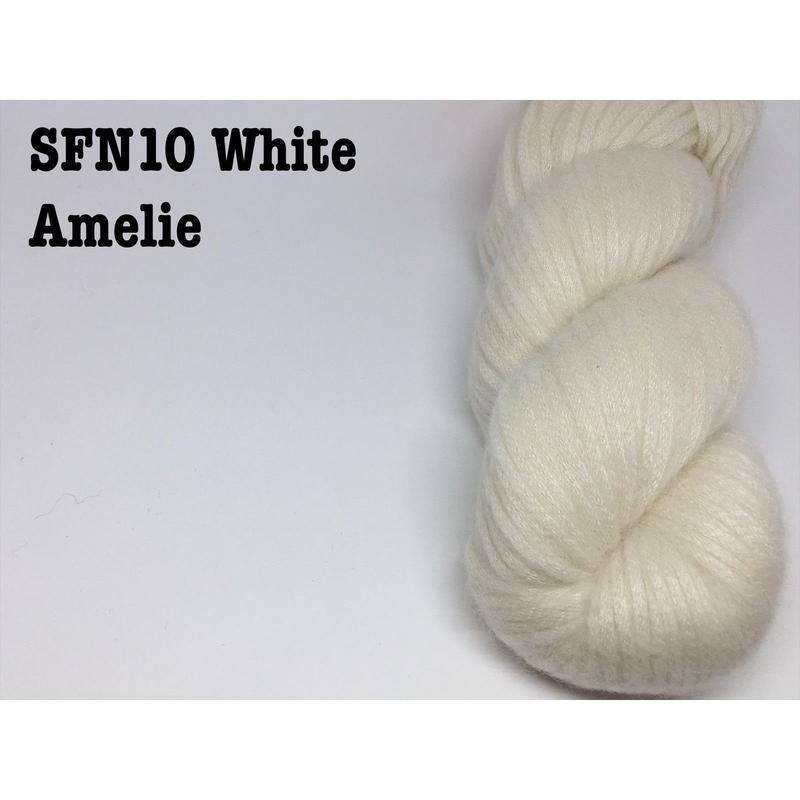 [illimani] Amelie - SFN 10 White