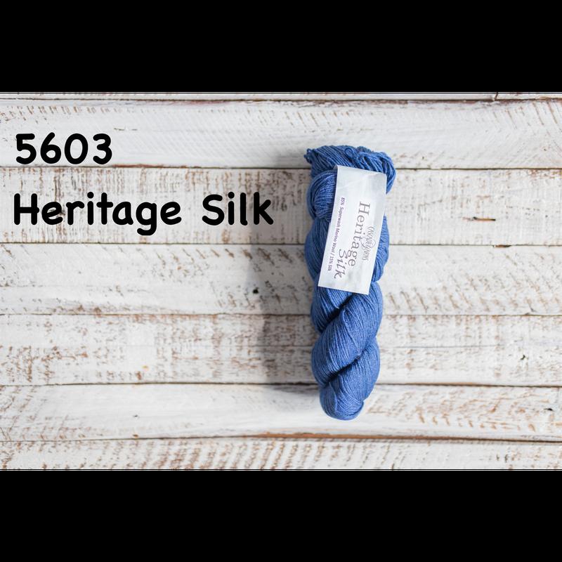 [Cascade] Heritage Silk - 5603(Marine Blue)