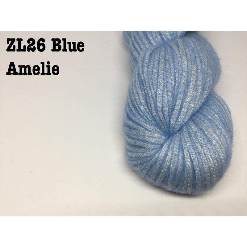 [illimani] Amelie - ZL26 Blue