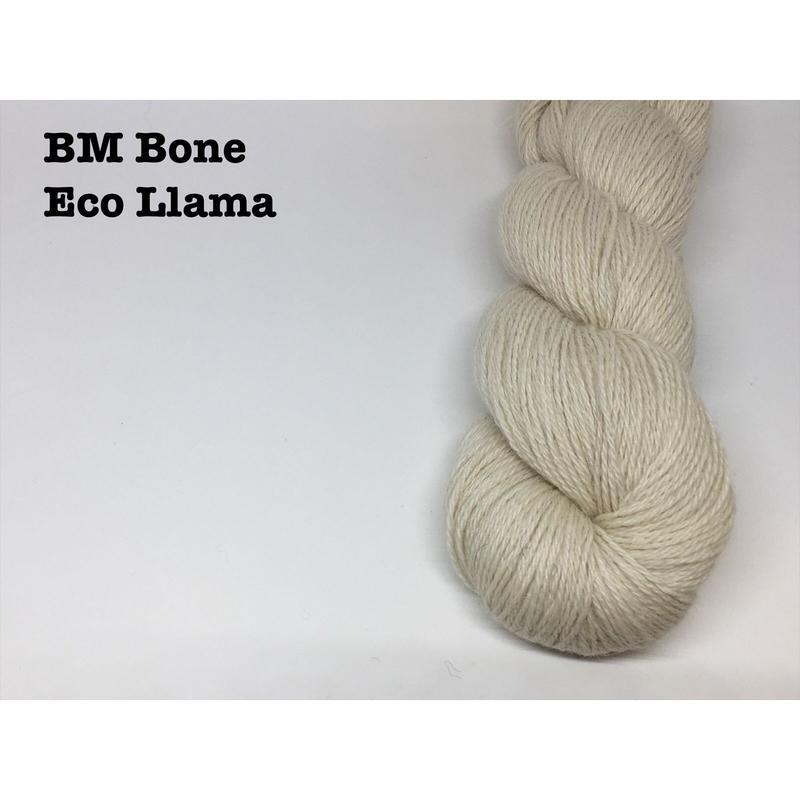 [illimani] Eco Llama - BM Bone