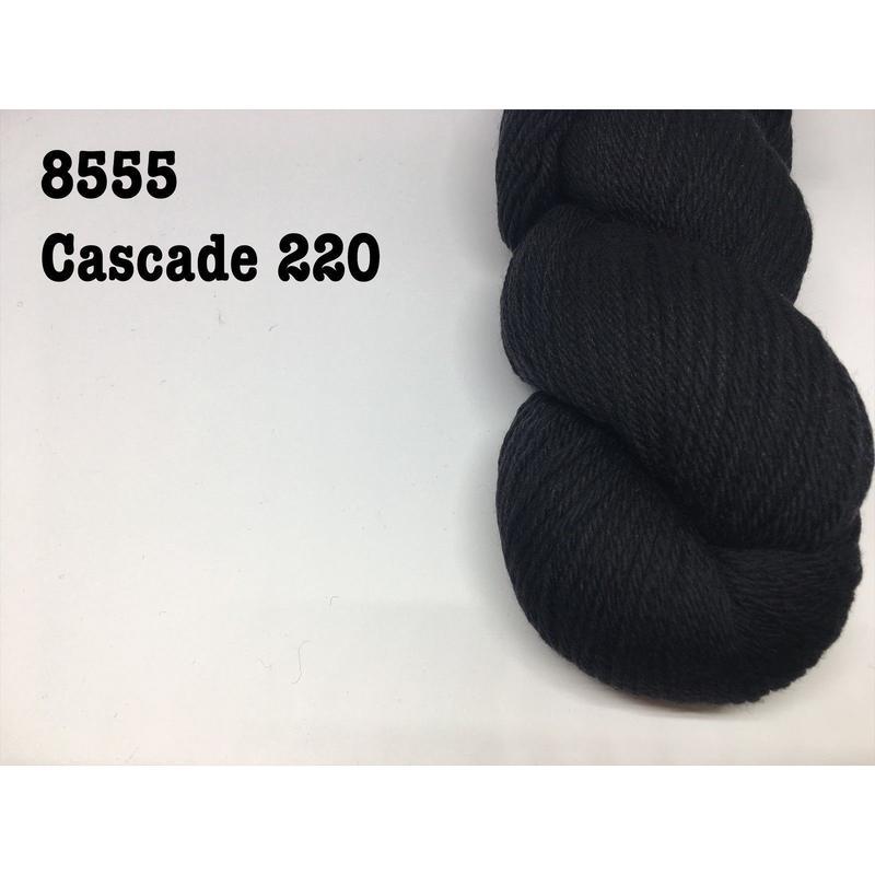 [Cascade] Cascade 220 - 8555(Black)