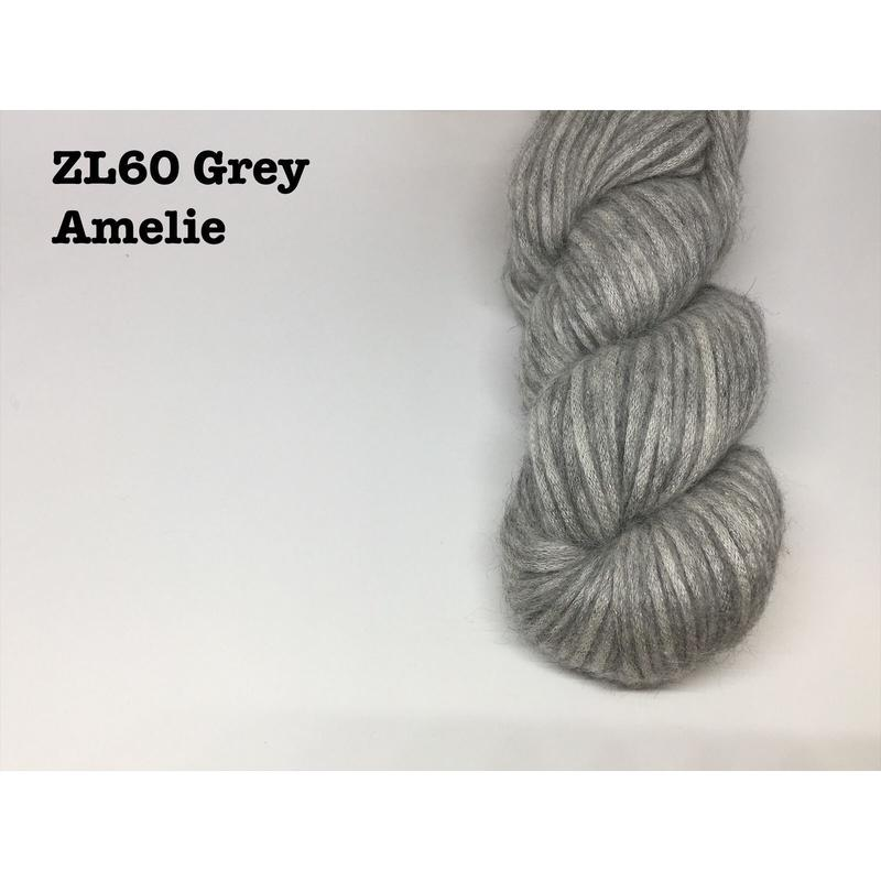[illimani] Amelie - ZL60 Grey