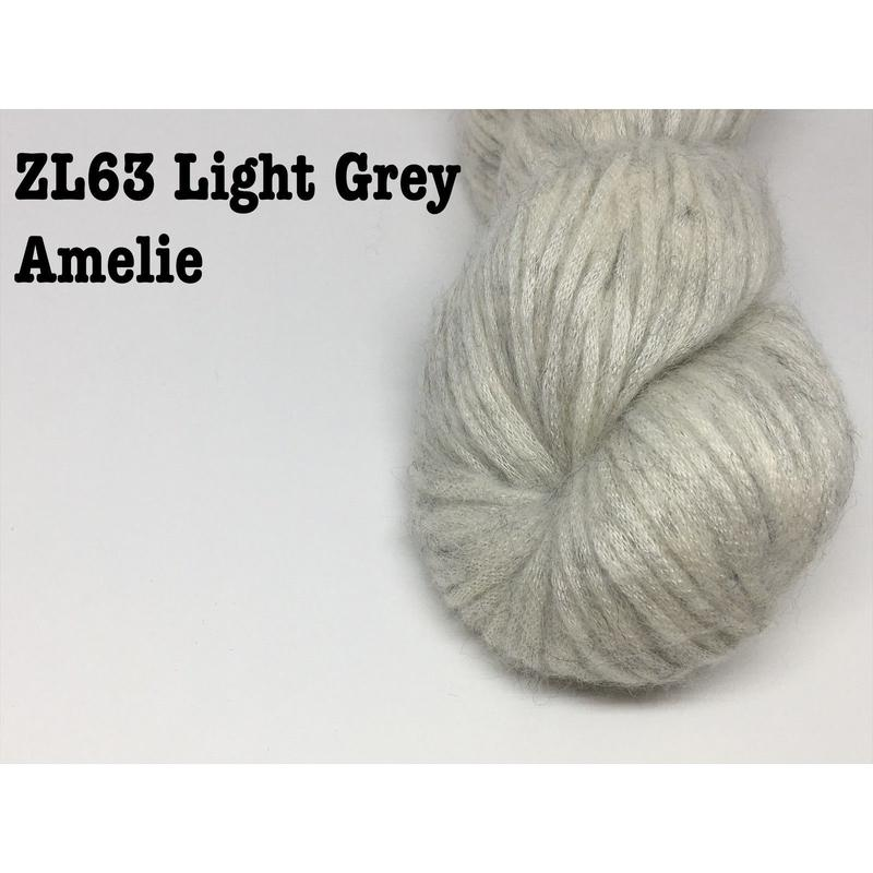 [illimani] Amelie - ZL63 Light Grey