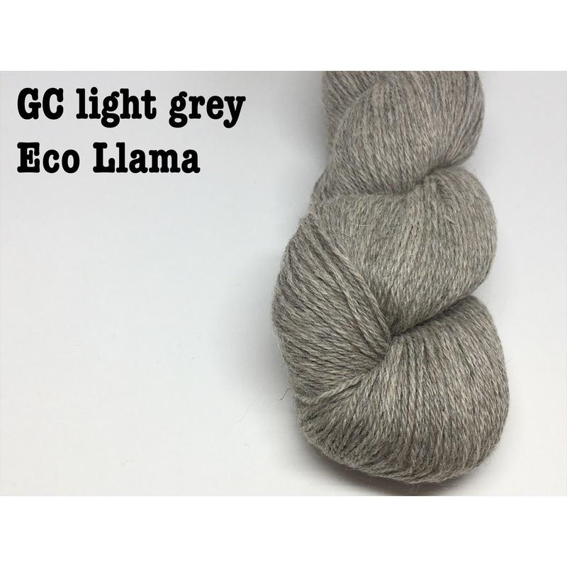 [illimani] Eco Llama - GC Light Grey