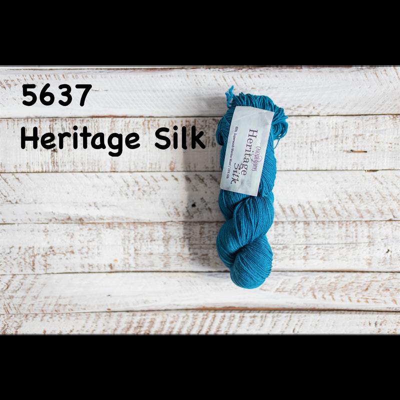 [Cascade] Heritage Silk - 5637(Cerulean)