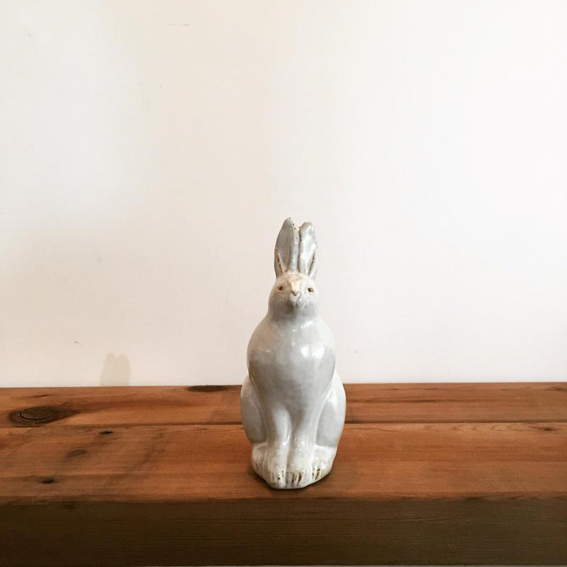 《sen》動物シリーズ・ウサギのオブジェ