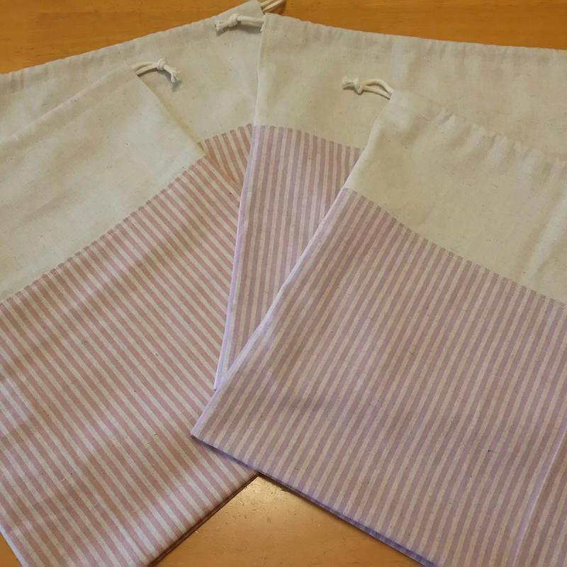 Kさまオーダー品*着替袋&パジャマ袋