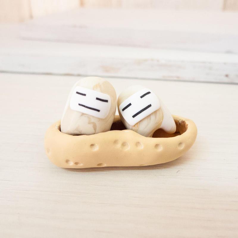 【 拾壱月の子 】  ちびっこトパオ ピーナッツ