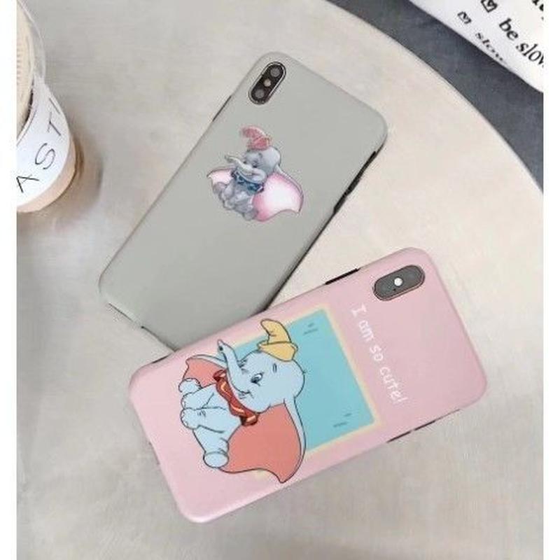輸入雑貨 ディズニーキュート ダンボ iphone XR XsMAX 最大種類 iphone 8 7 6 6 s