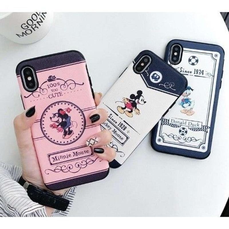輸入雑貨 ディズニー レトロミッキー iphone XR XsMAX 最大種類 iphone 8 7 6 6 s