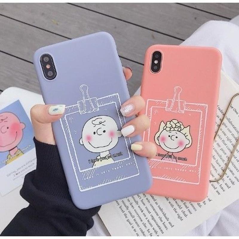 輸入雑貨 スヌーピー 春色 snoopy ケータイカバー  iphone XR XsMAX 最大種類 iphone 8 7 6 6 s-plus チャーリーサリー兄弟