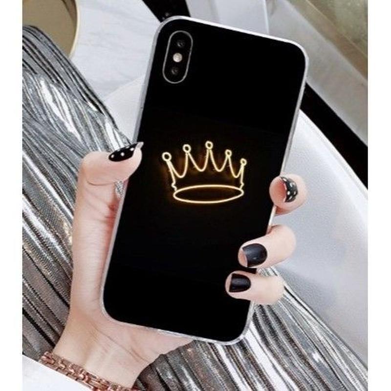 輸入雑貨 Princess ティアラ  iphone XR ケース 最大種類 iphone 8 7 6 6 s-plus スマホケース  ティアラA7
