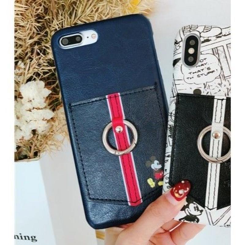 輸入雑貨 ミッキー ディズニー ケータイカバー  iphone X 最大種類 iphone 8 7 6 6 s-plus コミックミッキー2