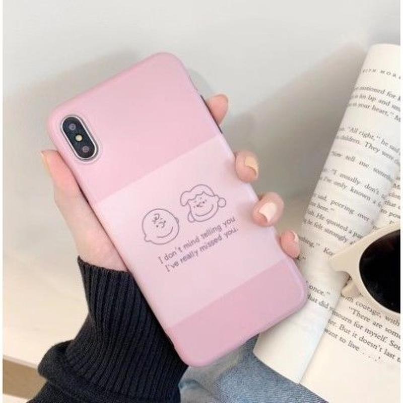 輸入雑貨 スヌーピー ピーナッツ カップル snoopy iphone XR XsMAX 最大種類 iphone 8 7 6 6 s-plus