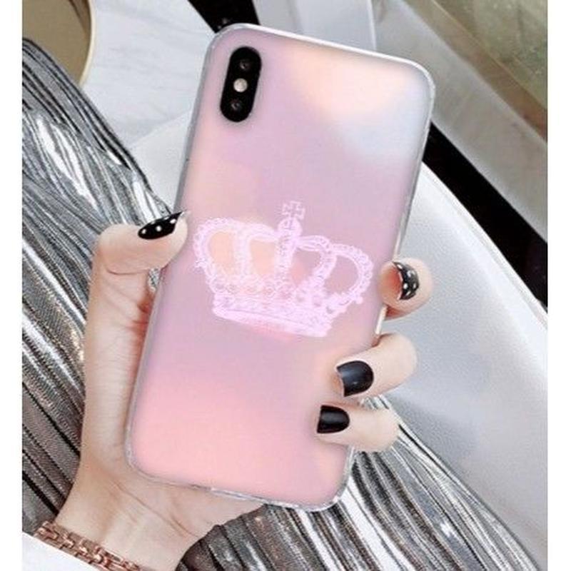 輸入雑貨 Princess ティアラ  iphone XR ケース 最大種類 iphone 8 7 6 6 s-plus スマホケース  ティアラA9