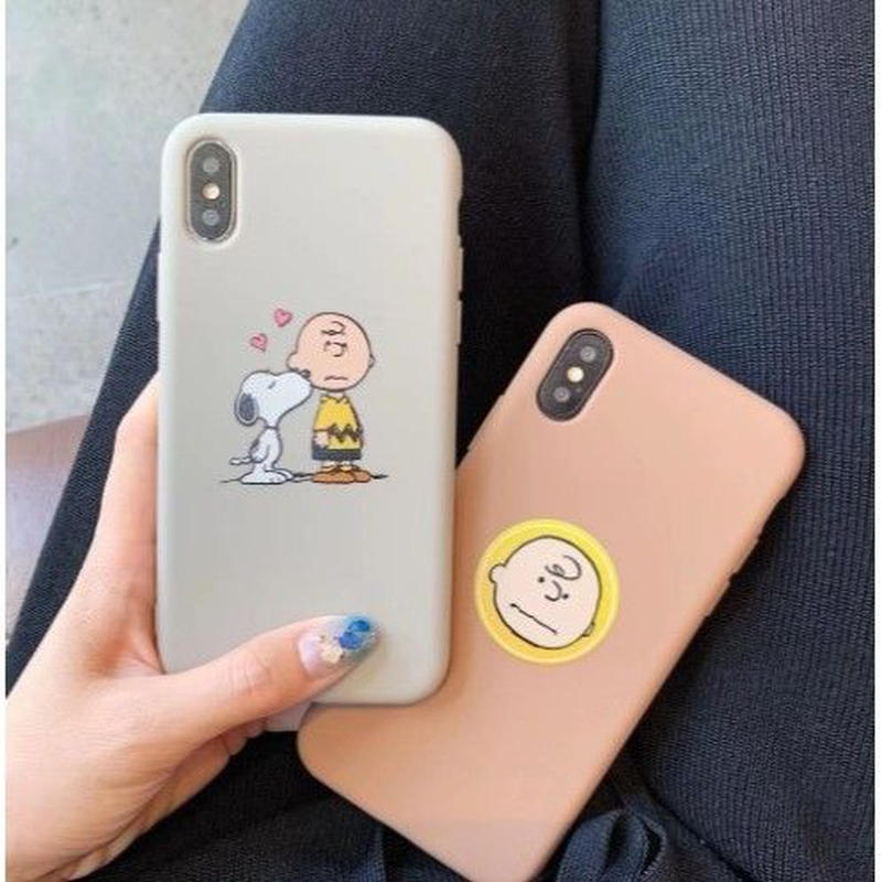 輸入雑貨 kissスヌーピー ピーナッツfriends snoopy iphone XR XsMAX ケース 最大種類 iphone 8 7 6 6 s-plus