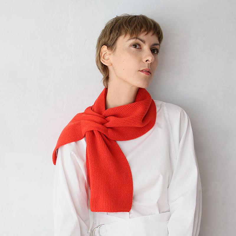 Cashmere mini scarf(カシミヤ ミニ マフラー)