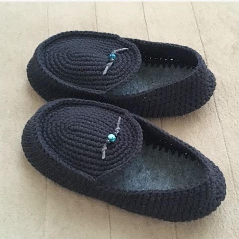 Room shoes/ブラック