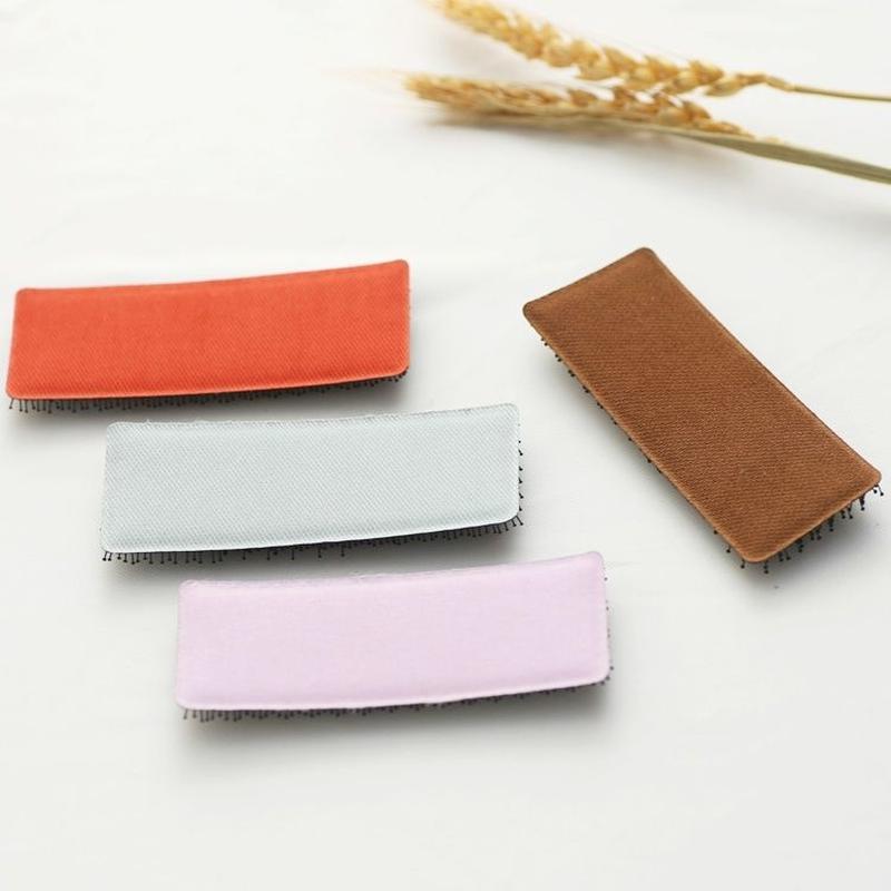 日本製 髪ピタ(Kamipita )長方形 新サイズ 9*2.5cm 11色から選べます