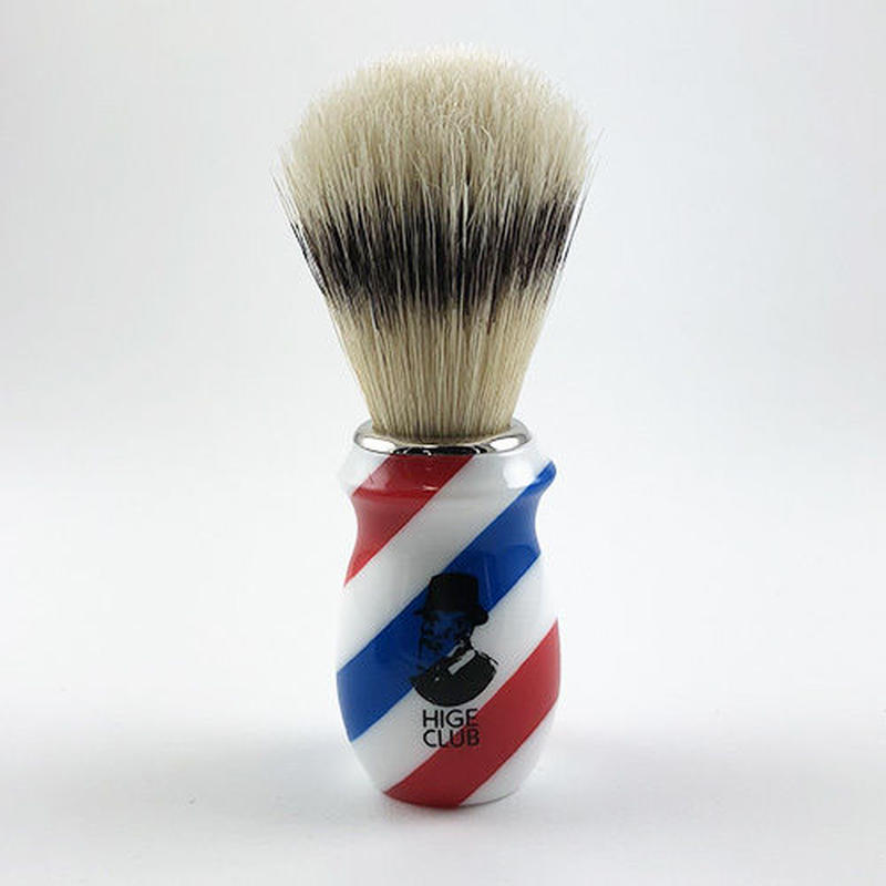 新商品!耐久性のあるブラシ!豚毛BRISTLE。SIGN Botticelli  サインボッチェリ HIGECLUB仕様 ブリストルブラシ