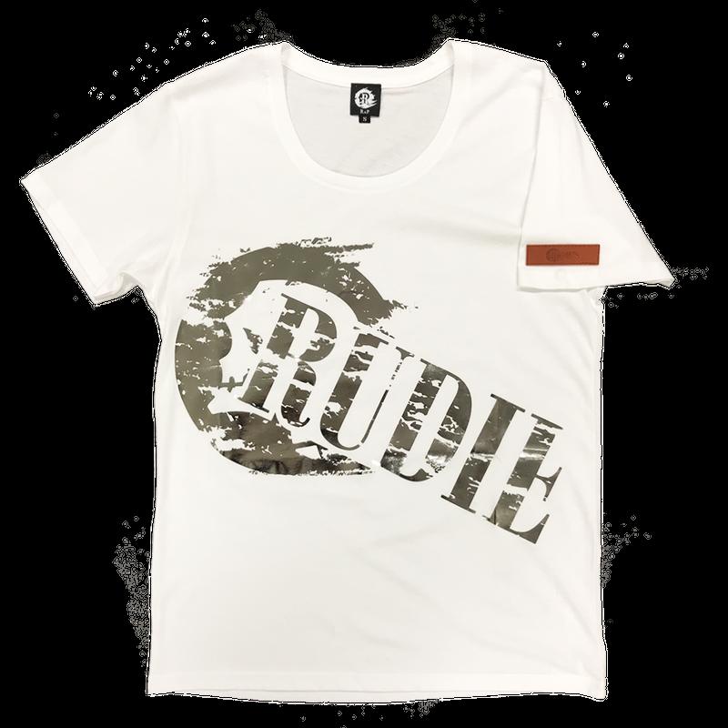 RUDIE'S ORIGINAL T-SHIRT【WHITE】