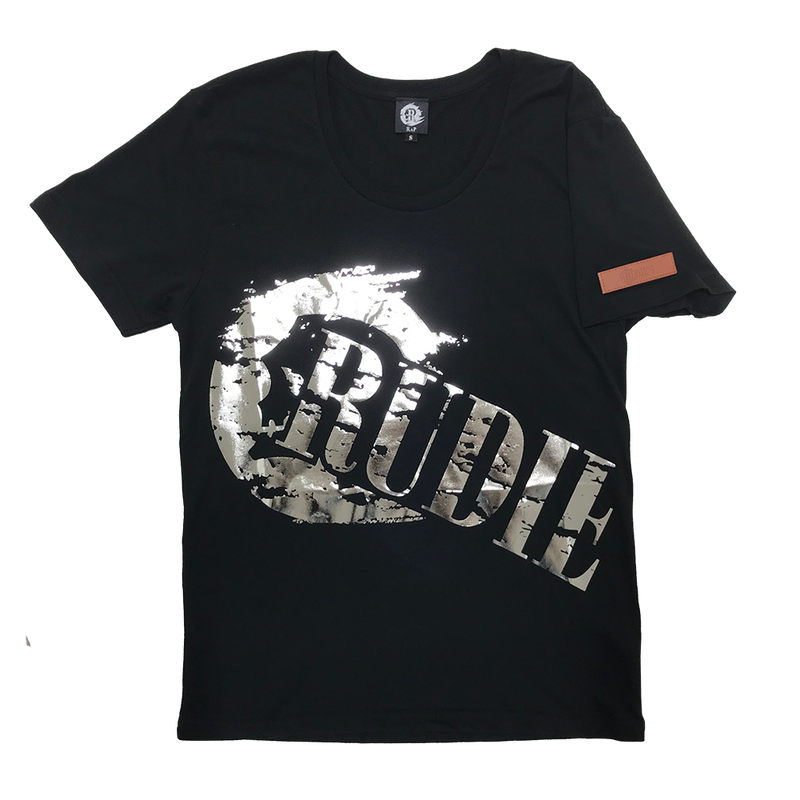 RUDIE'S ORIGINAL T-SHIRT【BLACK】